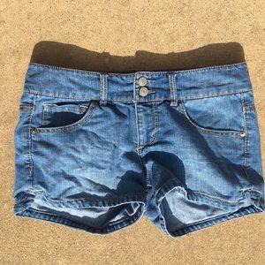Blue jean SO shorts